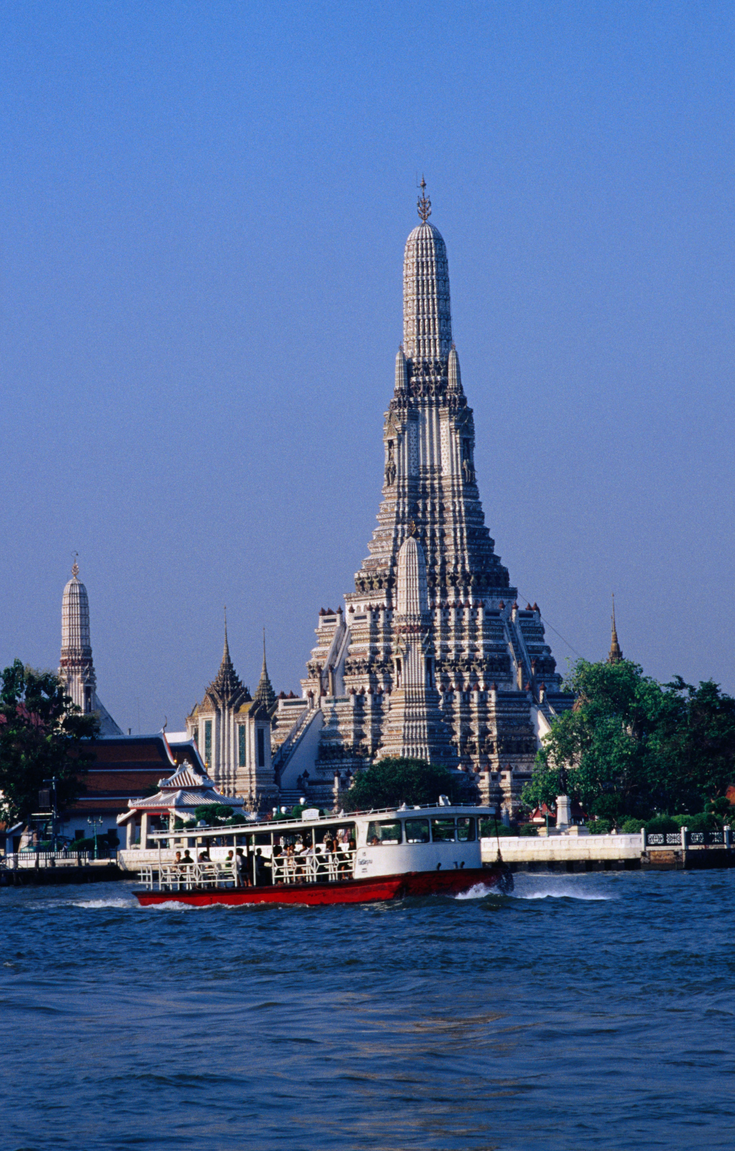 Wat Arun Bangkok Thailand Attractions Lonely Planet