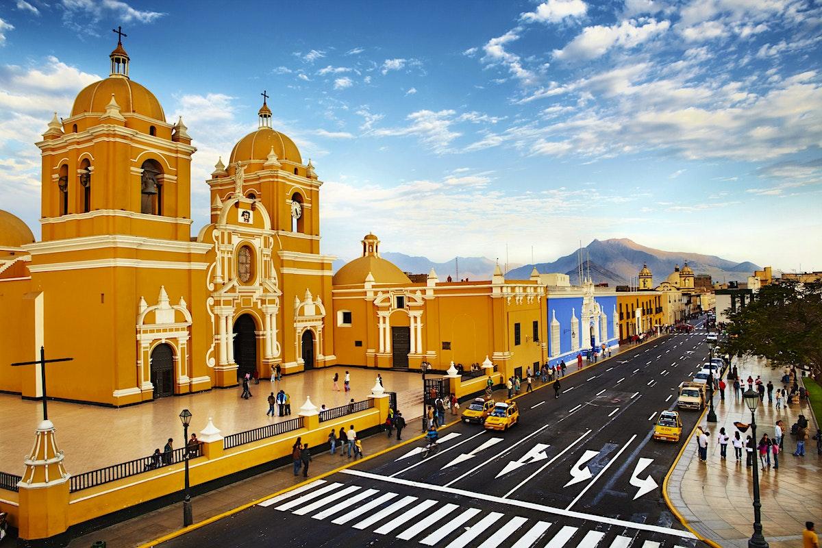 Trujillo Travel North Coast Peru Lonely Planet