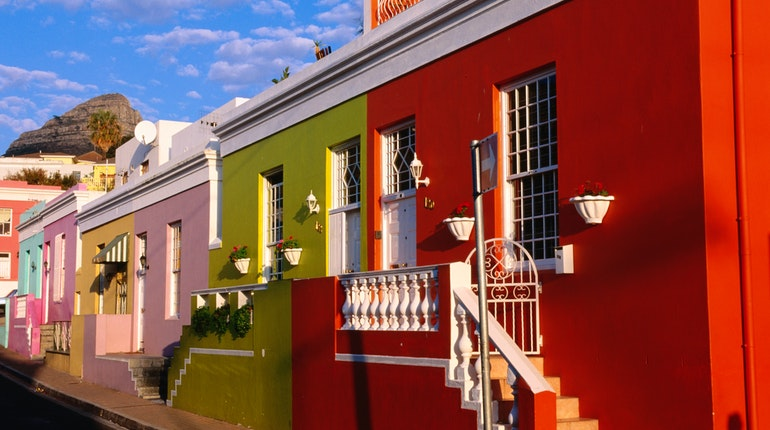 Bo Kaap In Cape Town South Africa Lonely Planet