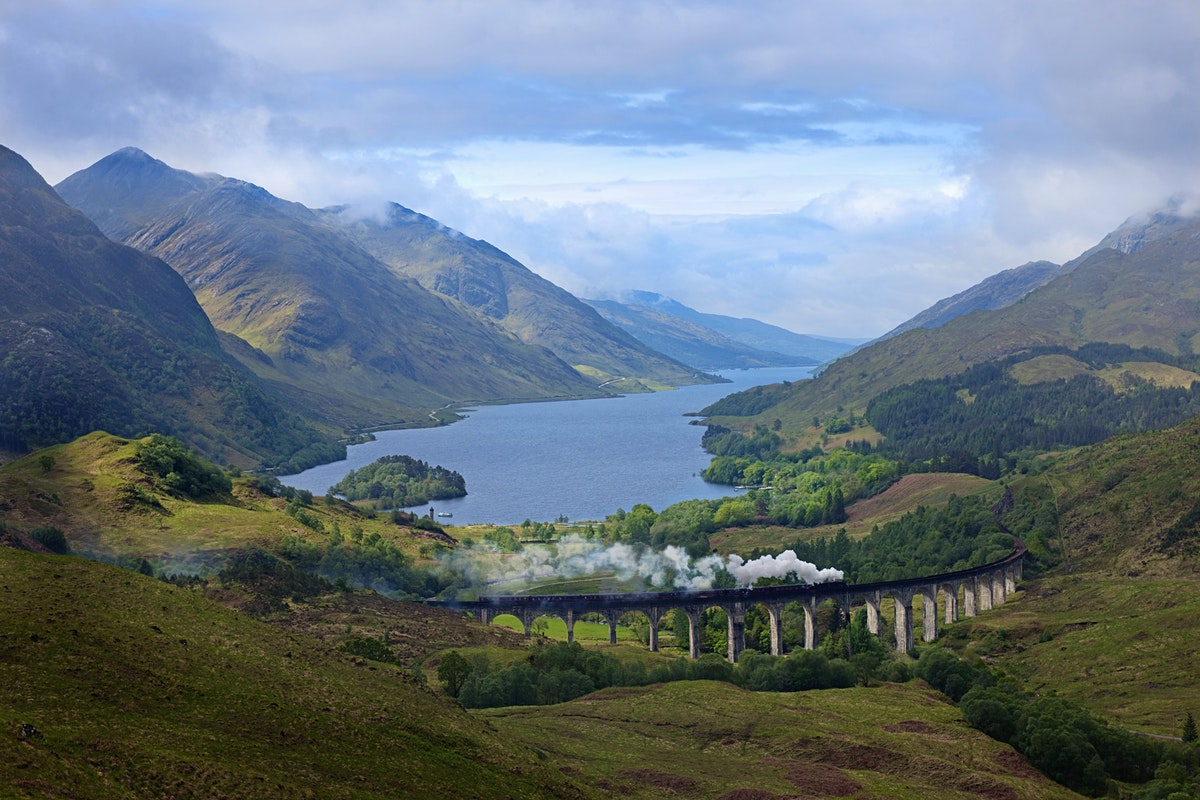 Central Highlands Travel Scotland Lonely Planet