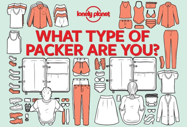 Quiz What Type Of Packer Are You