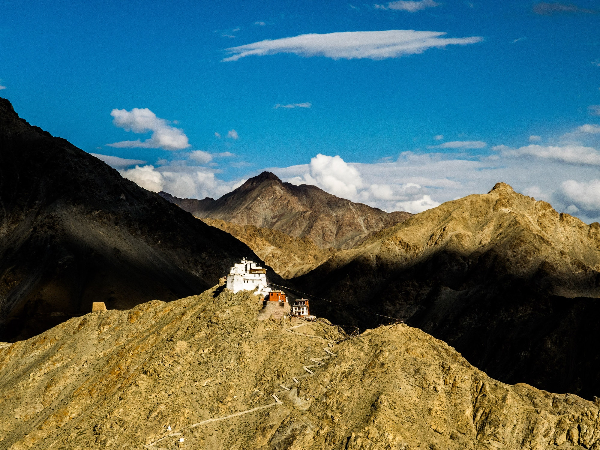 A stunning panorama over Ladakh © Soul Travel