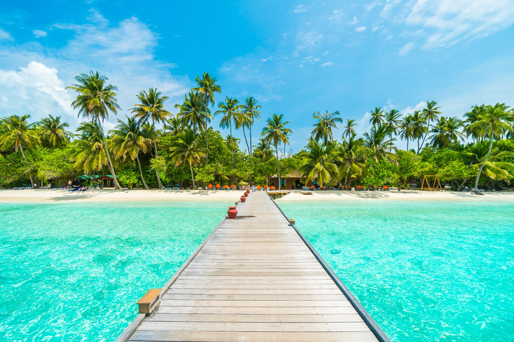 The Maldives may be one of the most Instagram-worthy locations © Food Travel Stockforlife / Shutterstock