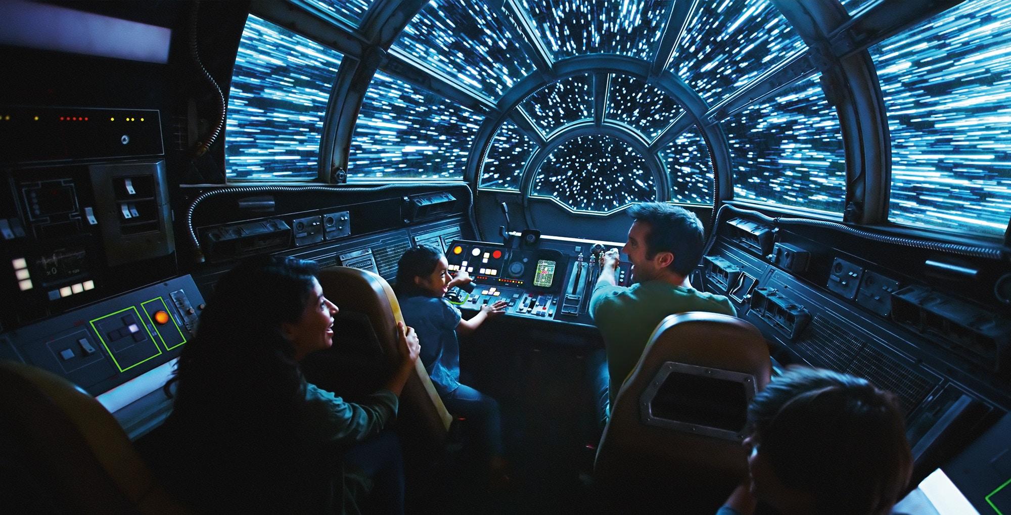 SWGE Millennium Falcon 1ba82c834233