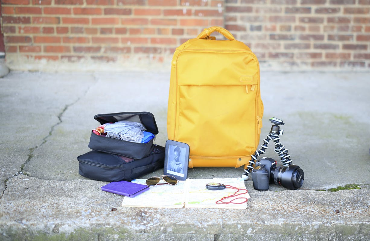 Travel gear and tech lonely planet for Travel gear car