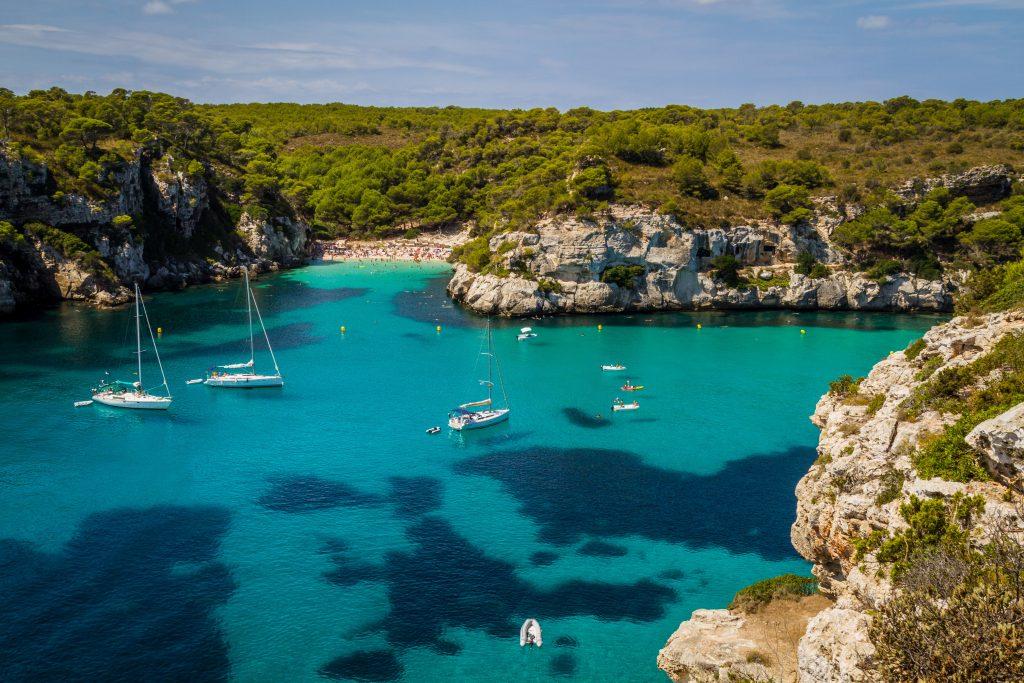 Teluk di Menorca | Foto: KAI KRETSCHMANN / 500PX