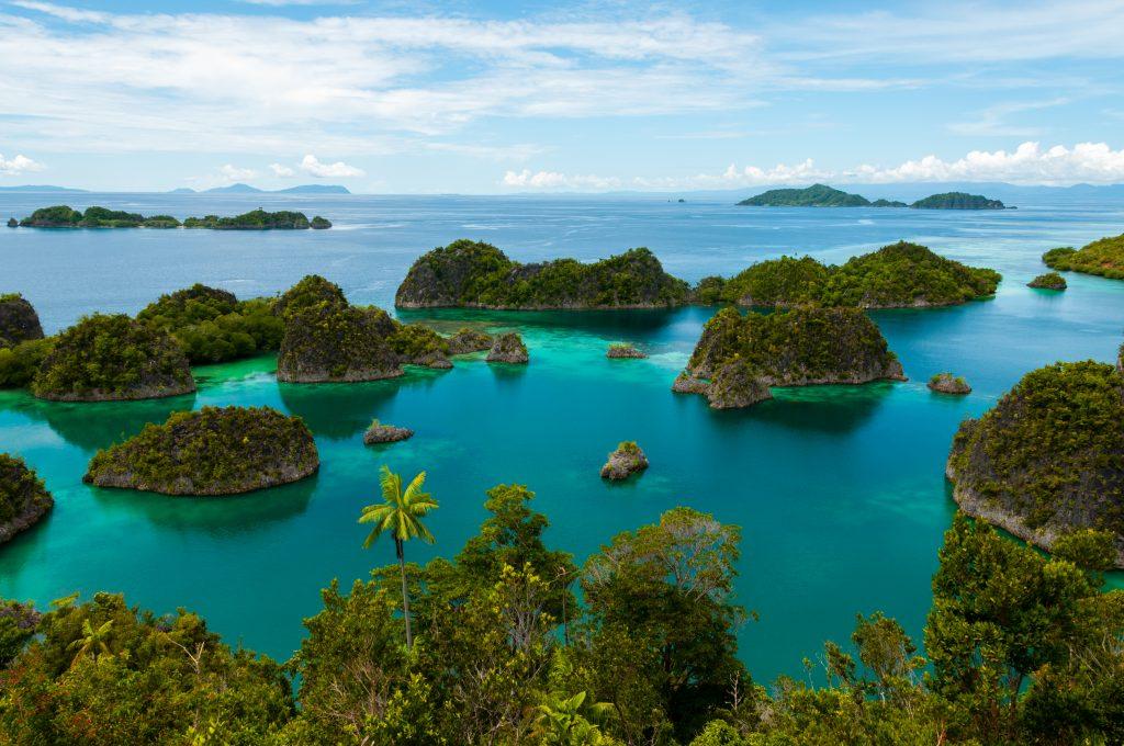 Kepulauan Raja Ampat, Indonesia | Foto: Attiarndt / Getty Images