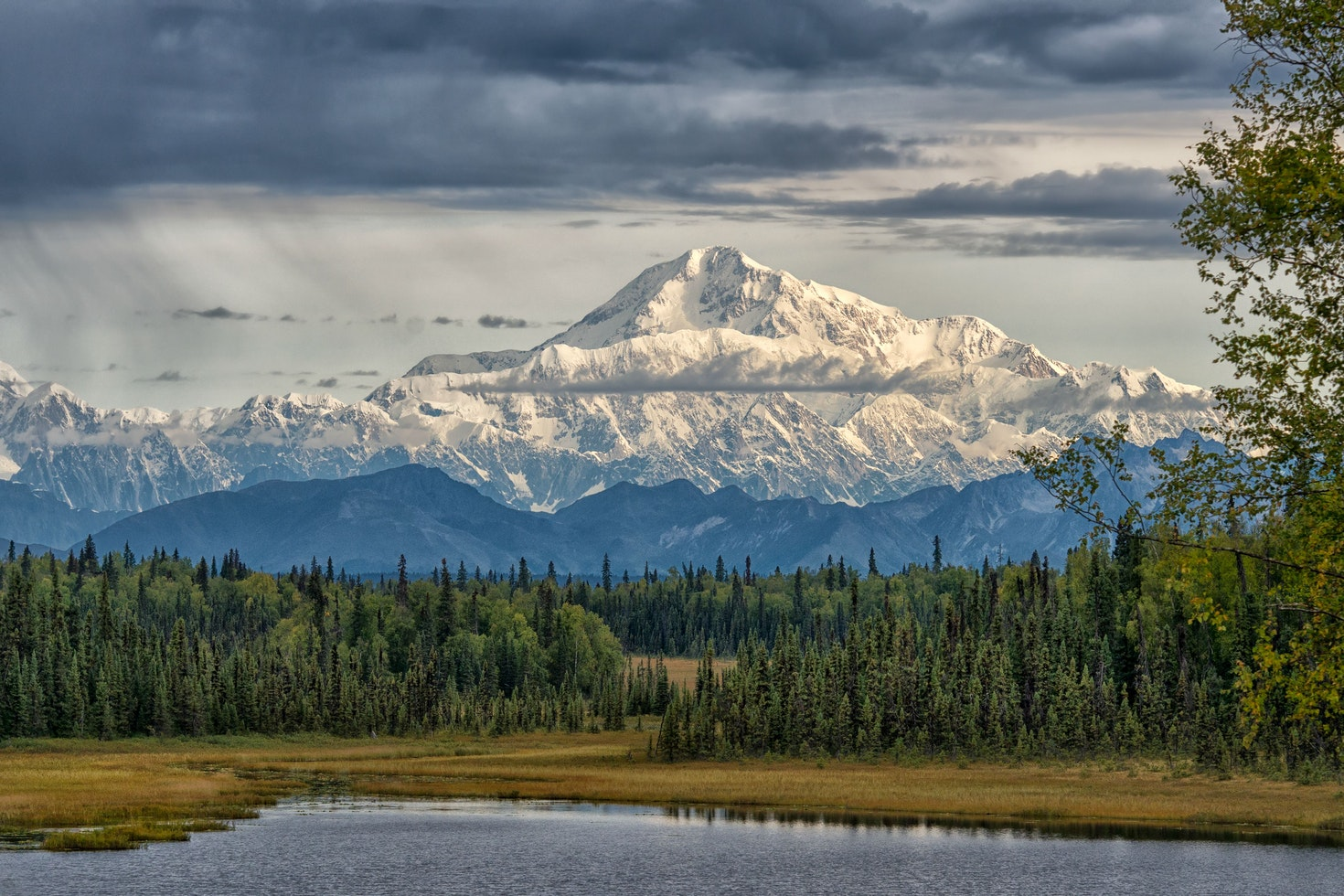 Denali (formerly known as McKinley) is the highest peak on the North American continent © Phillip Kuntz / 500px