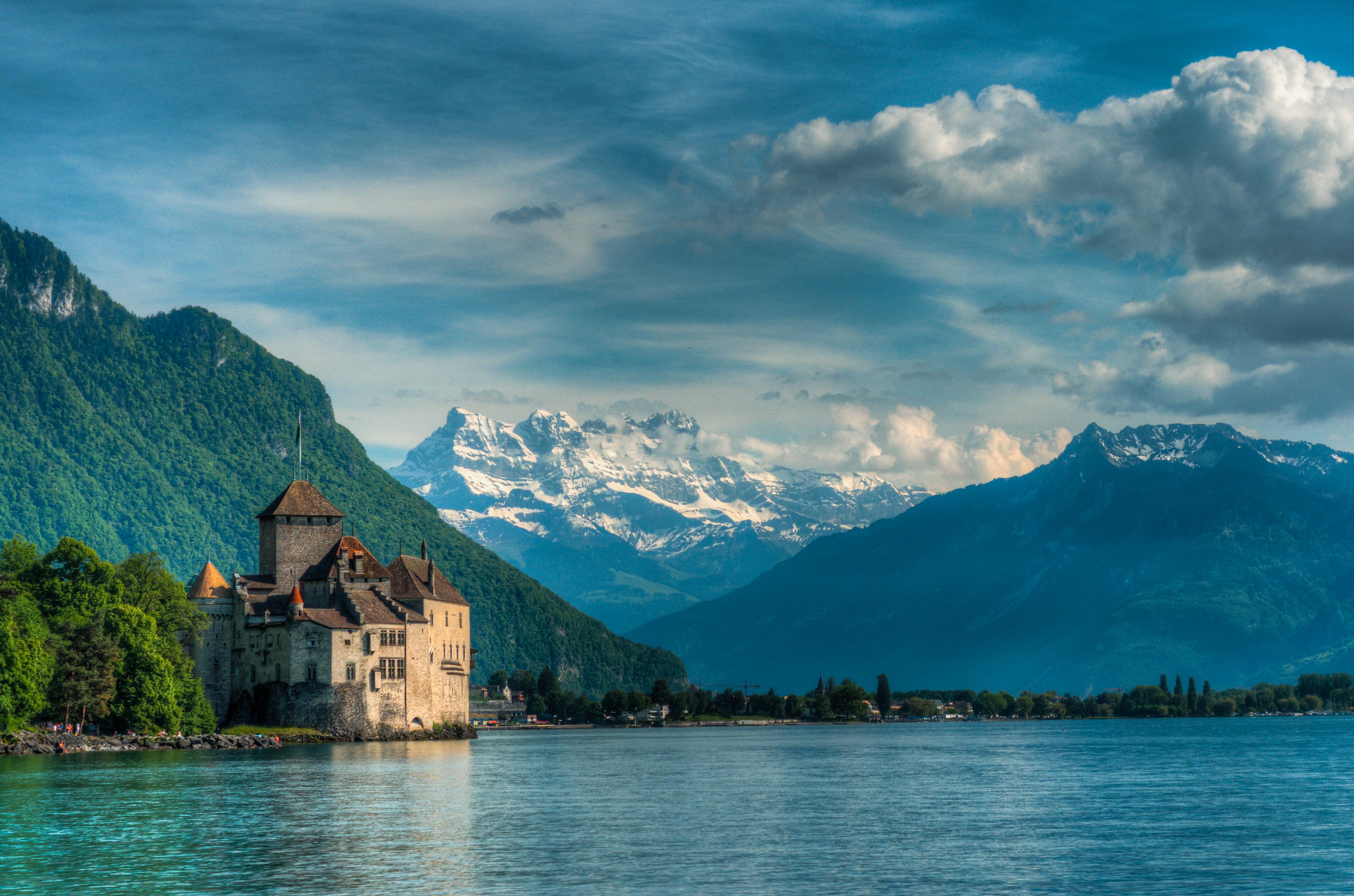 A Choice Car Insurance >> Château de Chillon | Montreux, Switzerland Attractions - Lonely Planet