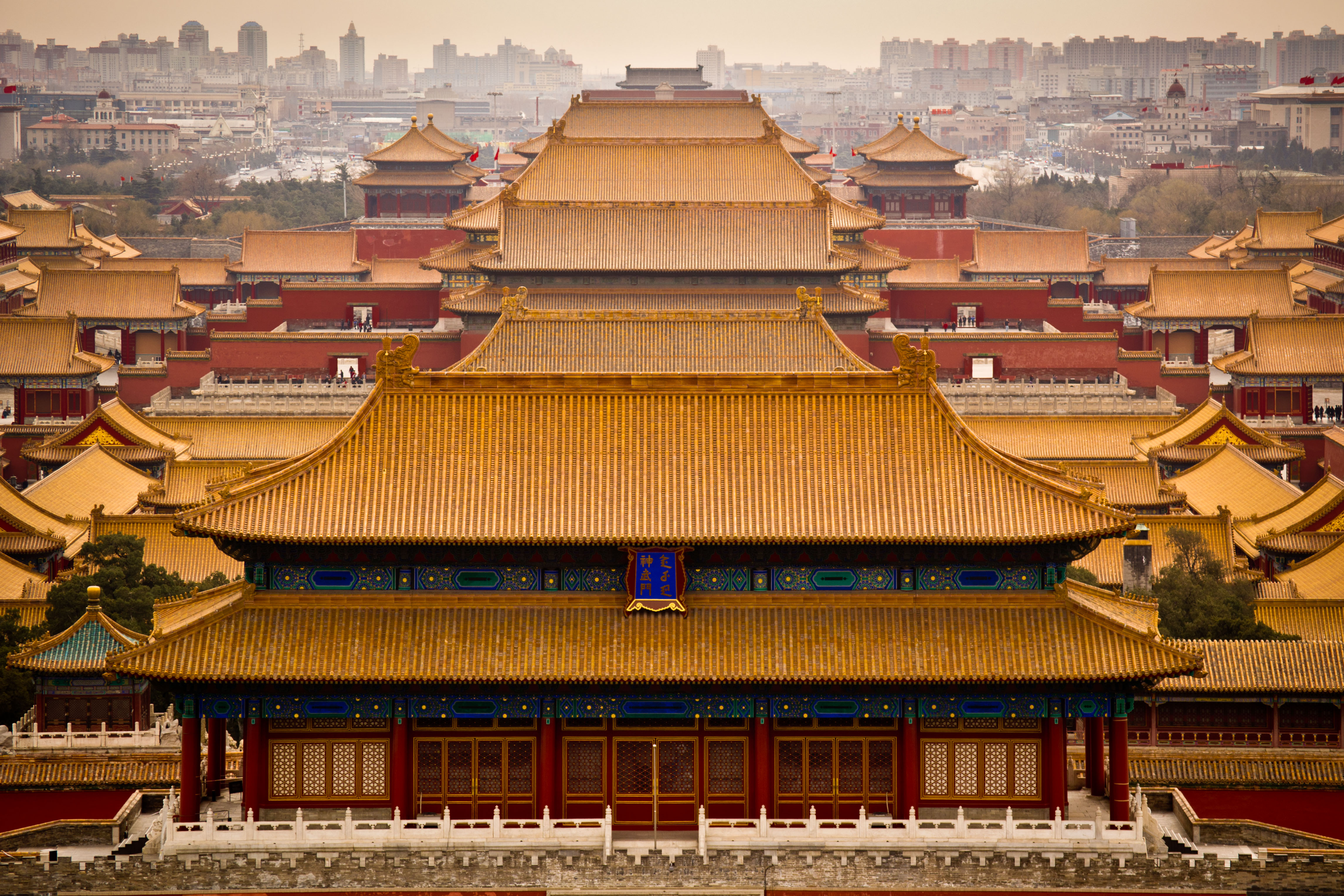 China's forbidden city is a popular destination among tourists. Image: Lonely Planet