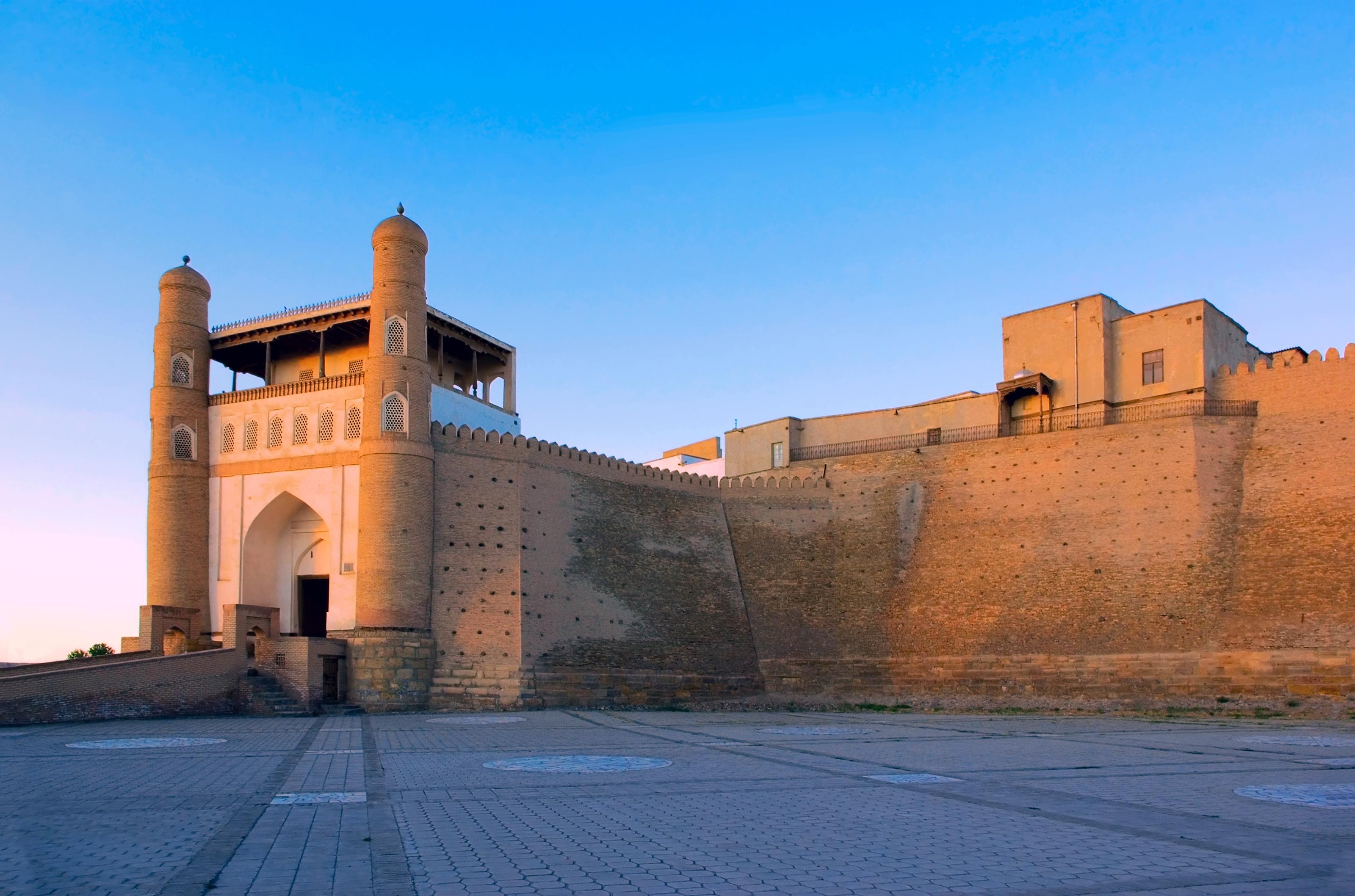 Image result for citadel ark uzbekistan