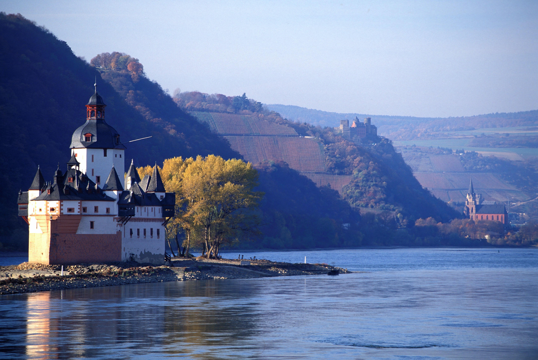 Romantic Rhine Valley Travel Lonely Planet