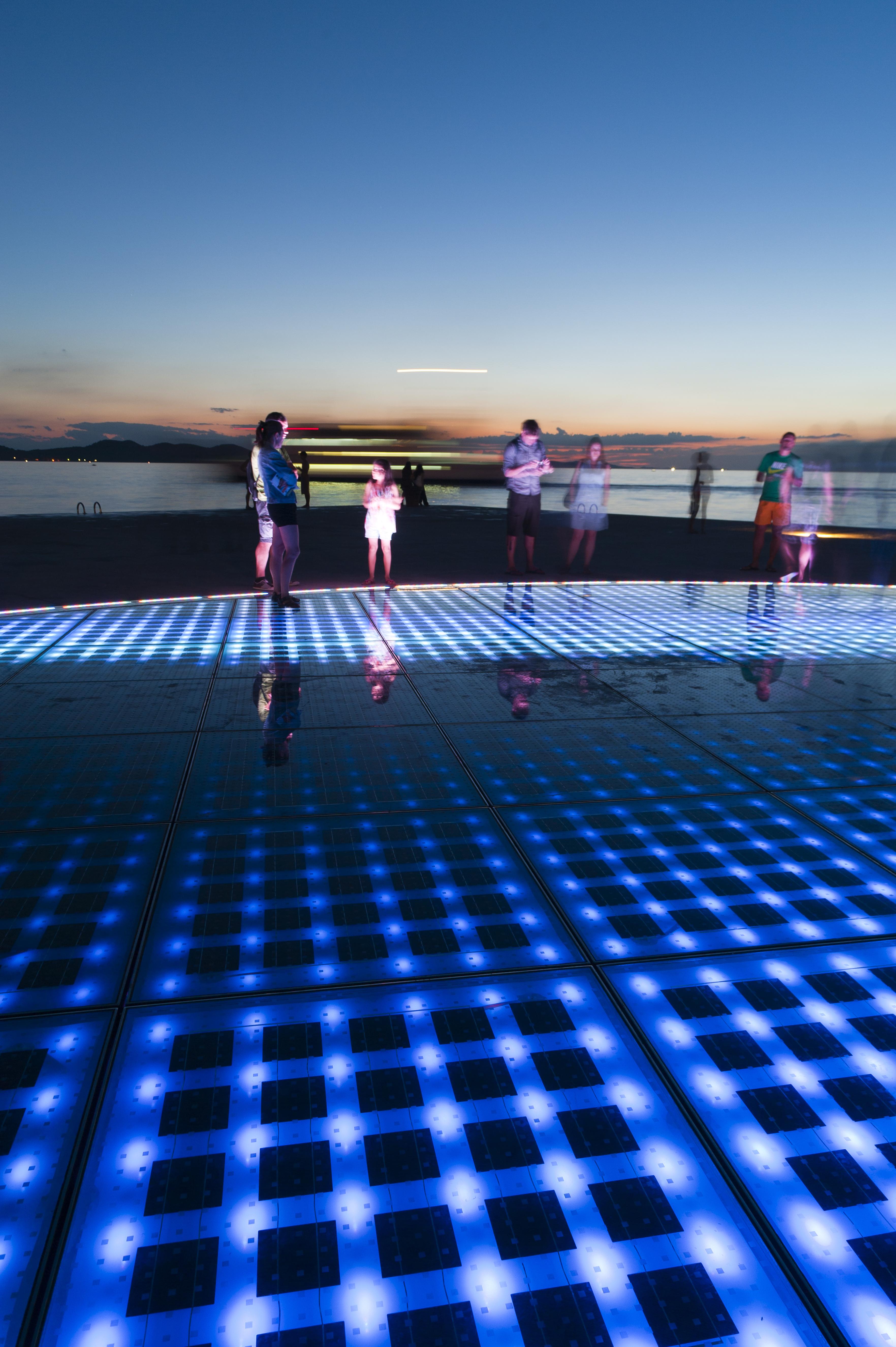 Sun Salutation  Zadar, Croatia Attractions - Lonely Planet