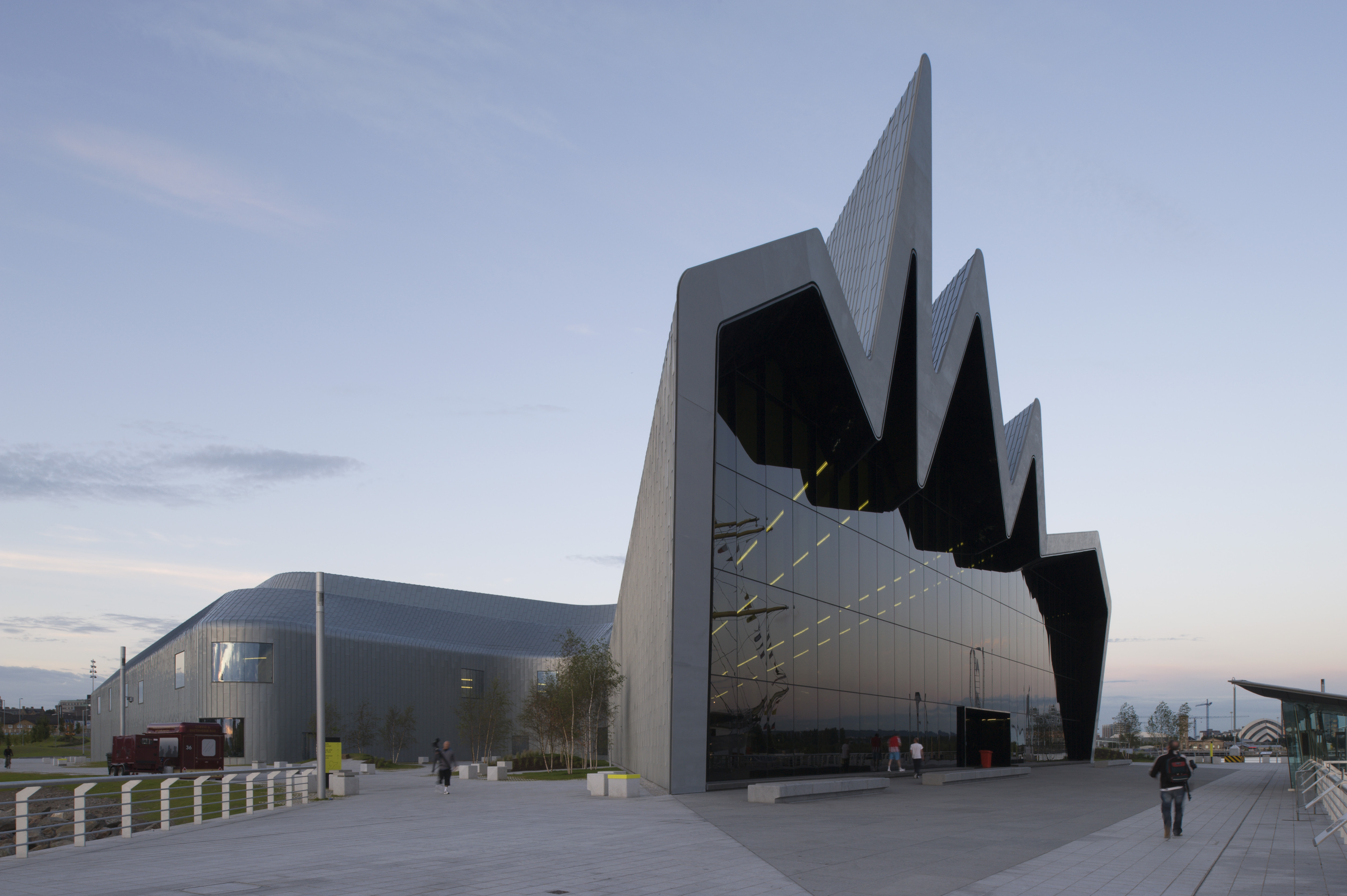 Riverside Museum Glasgow Scotland Attractions Lonely Planet