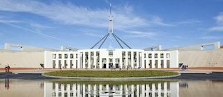 Australian Parliament House   Canberra, Australia