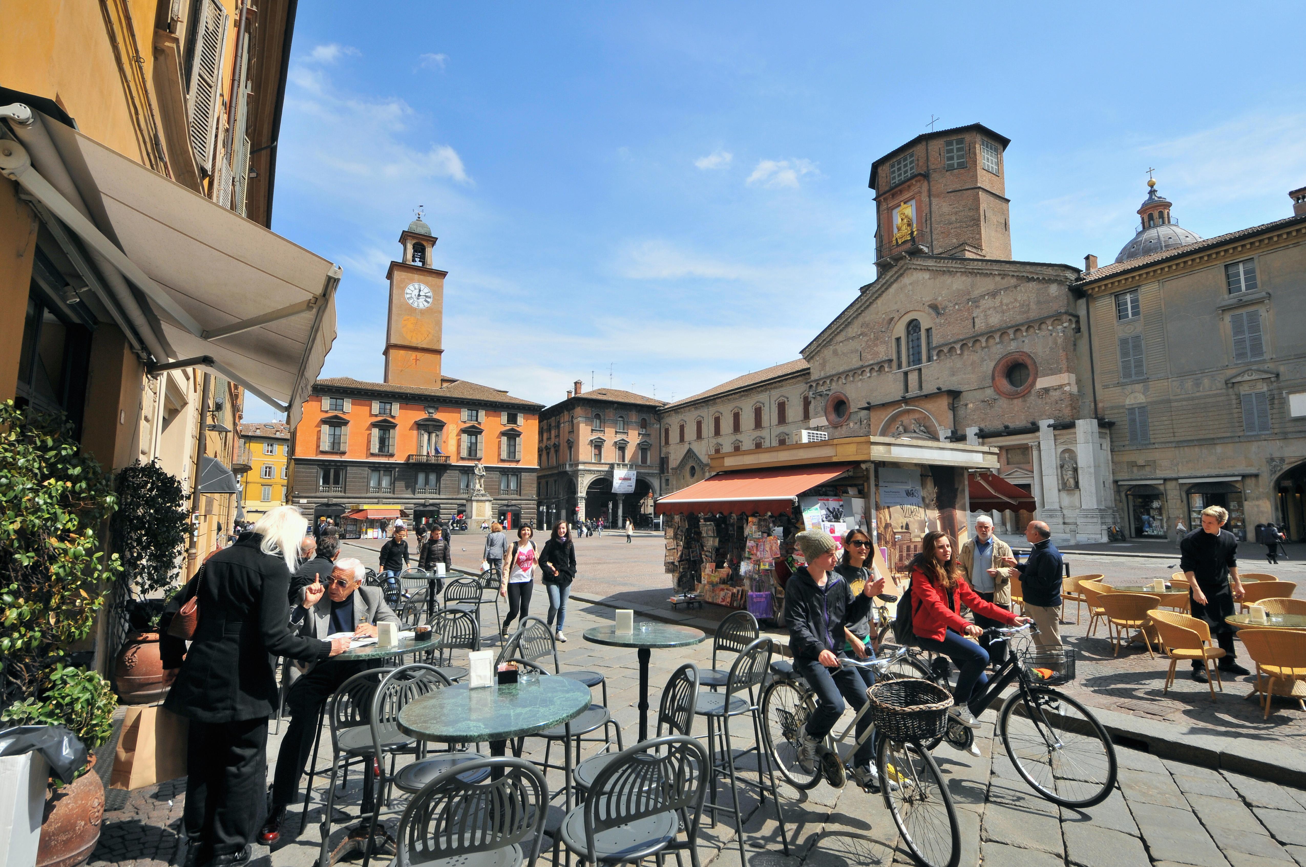 Reggio Emilia travel Lonely Planet