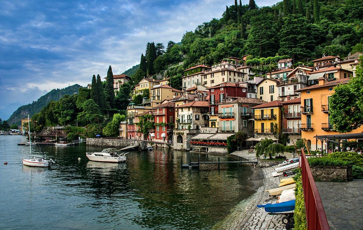 Lake Como  Star Hotels