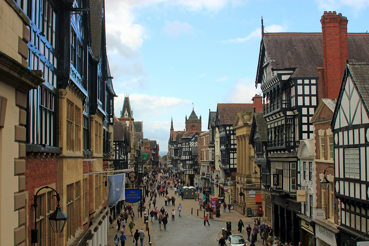 Chester Travel Northwest England England Lonely Planet
