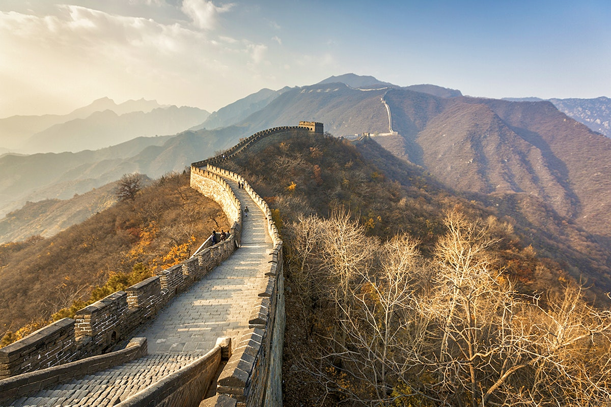 Mutianyu Travel The Great Wall China Lonely Planet