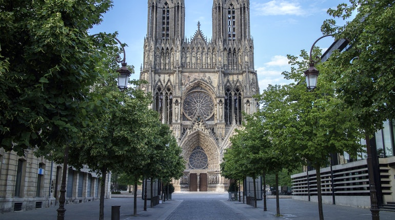 cath drale notre dame in reims france lonely planet. Black Bedroom Furniture Sets. Home Design Ideas