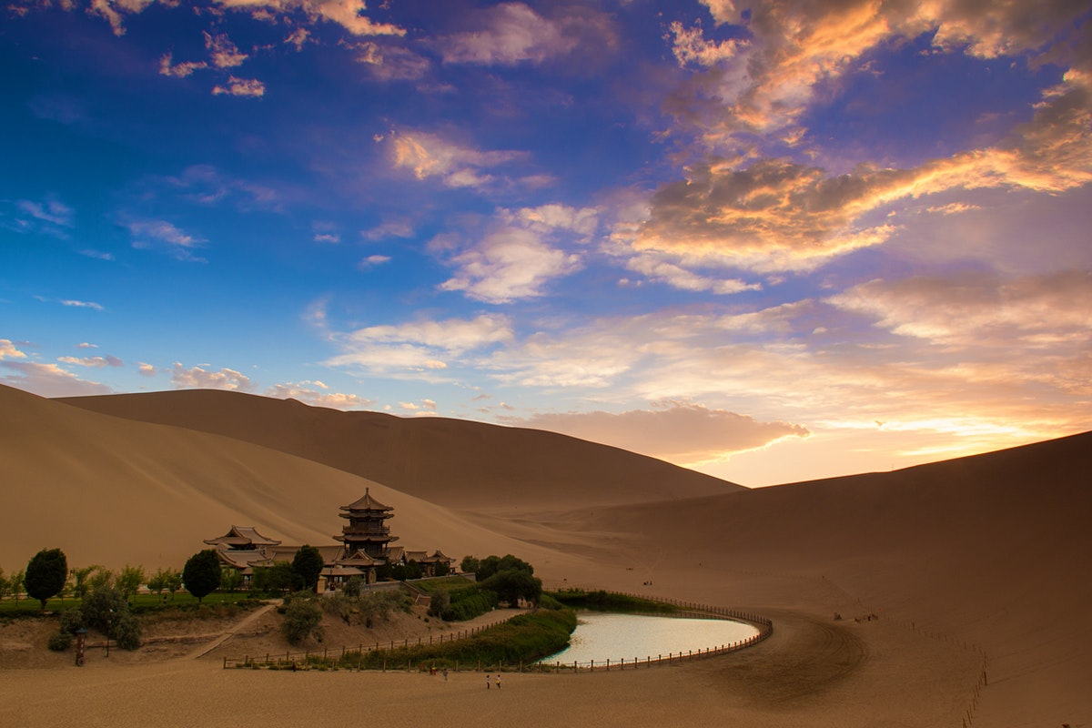 Dunhuang Travel Gansu China Lonely Planet