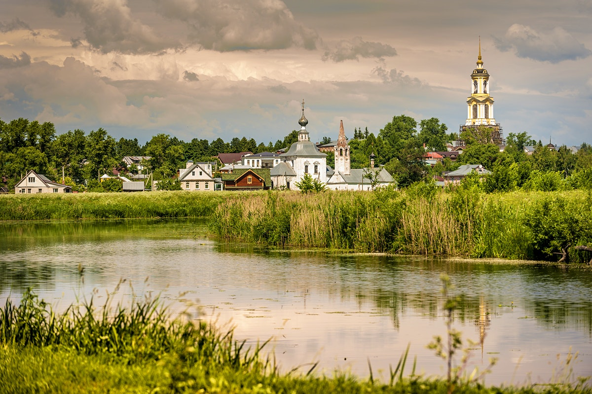 Suzdal Travel Golden Ring Russia Lonely Planet