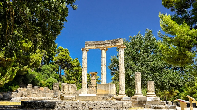 All Star Auto Insurance >> Ancient Olympia in Olympia Town, Greece - Lonely Planet