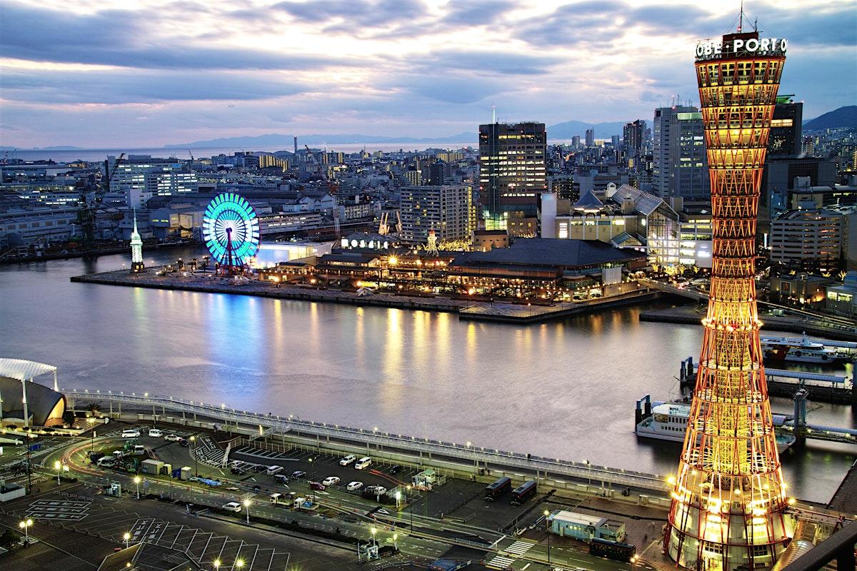 Kōbe Travel Kansai Japan Lonely Planet