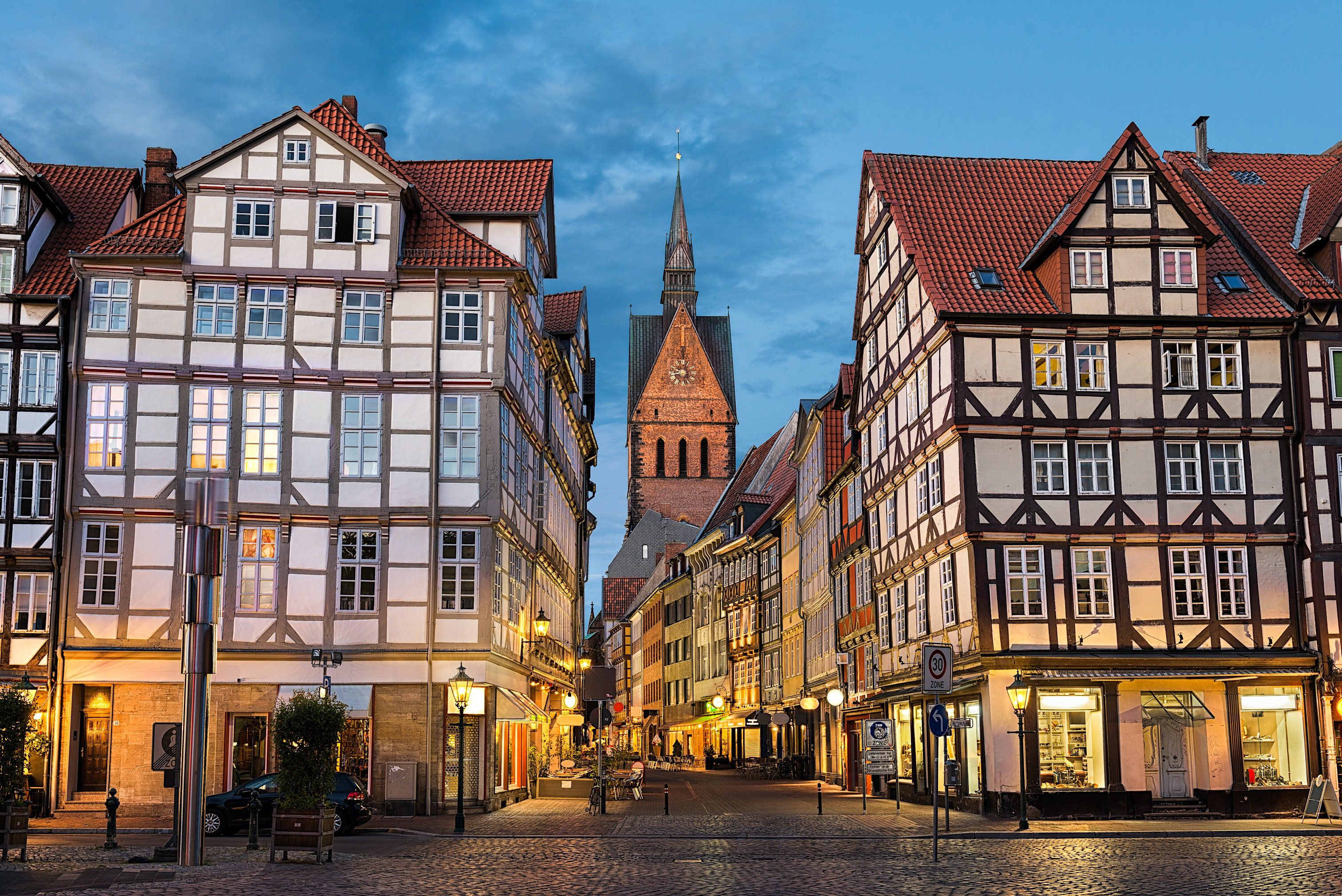 Hanover Travel Lonely Planet