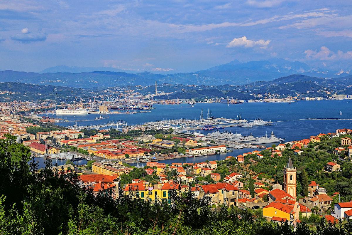 La Spezia Travel The Italian Riviera Italy Lonely Planet