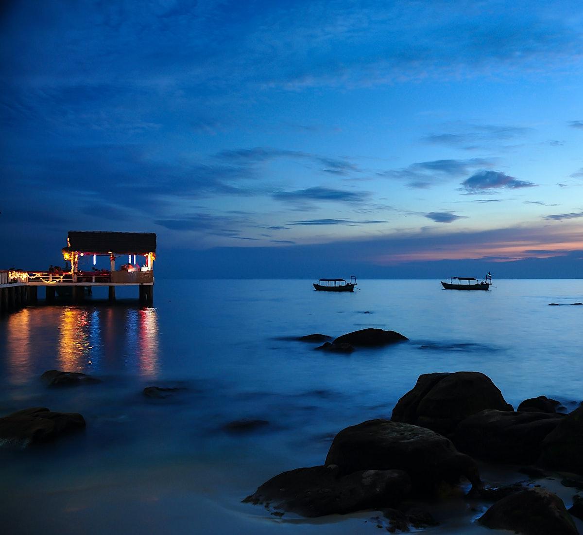Sihanoukville Travel South Coast Cambodia Lonely Planet