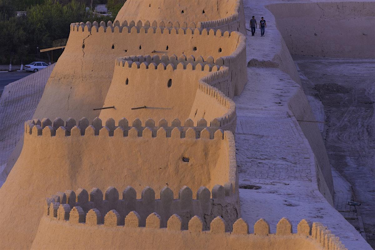 Khiva Travel Khorezm Uzbekistan Lonely Planet