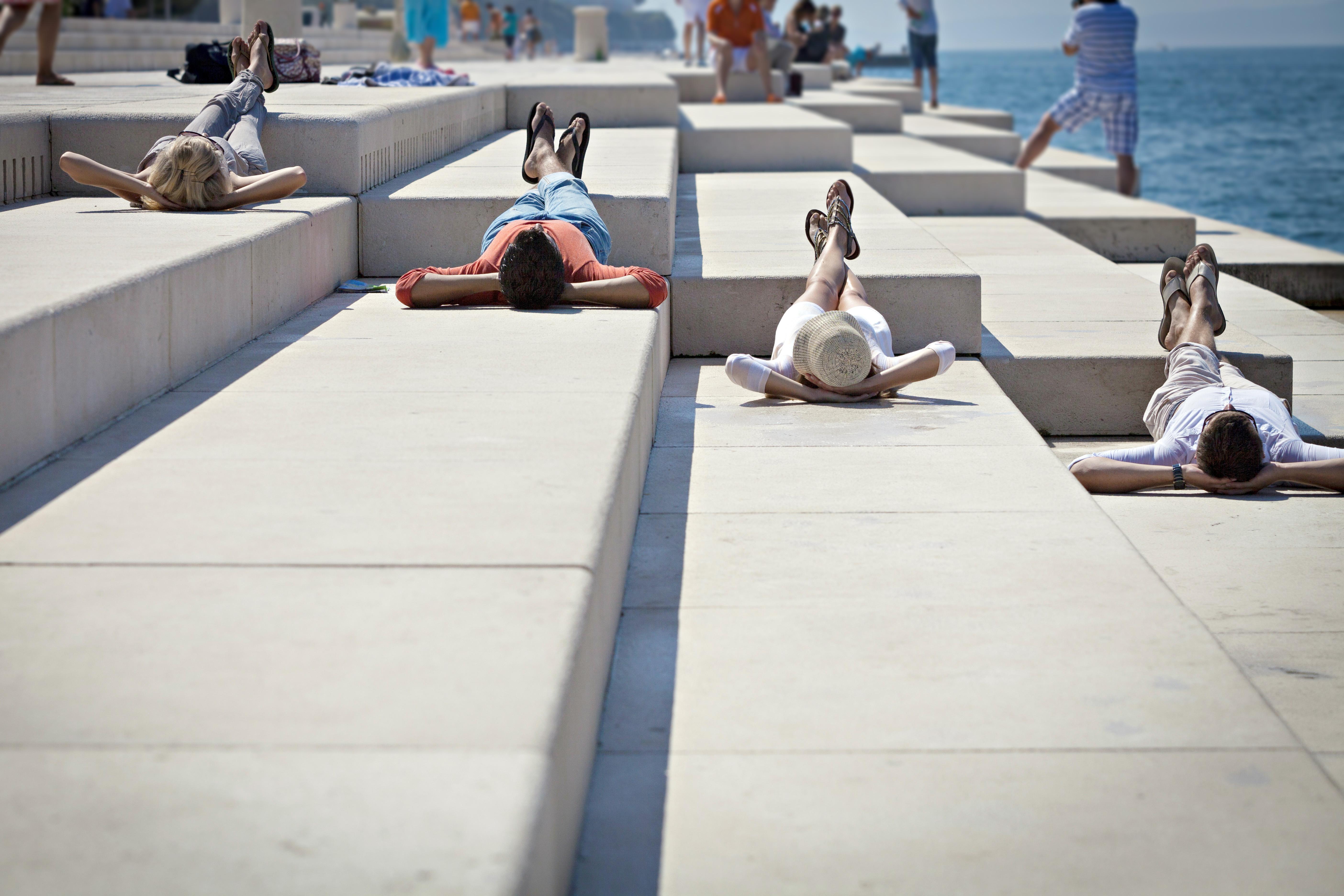 Sea Organ Zadar Croatia Attractions Lonely Planet