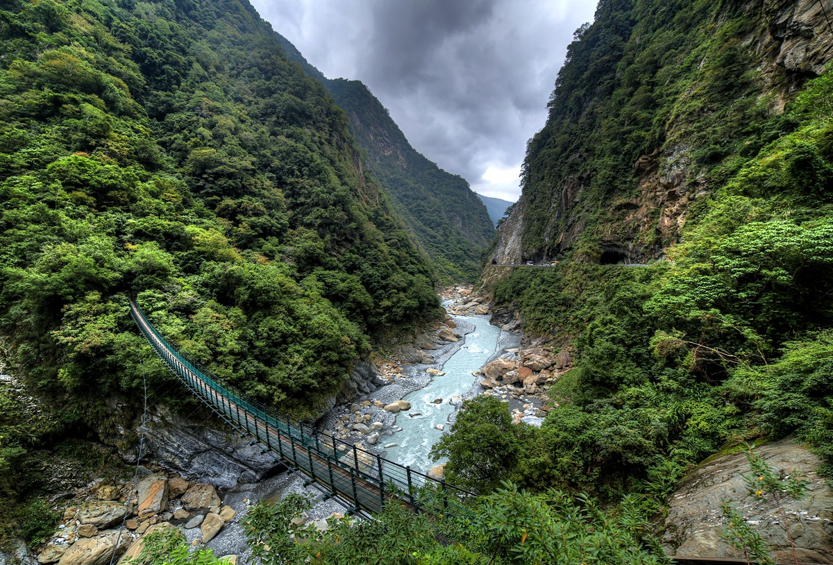Best Nature Places In Taiwan