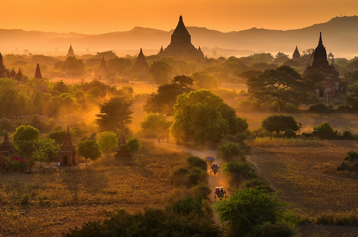 Myanmar Burma Travel Lonely Planet
