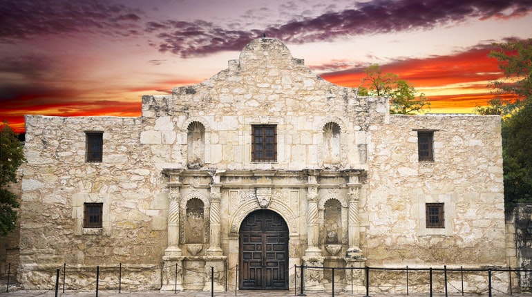 All Star Auto Insurance >> The Alamo in San Antonio, USA - Lonely Planet