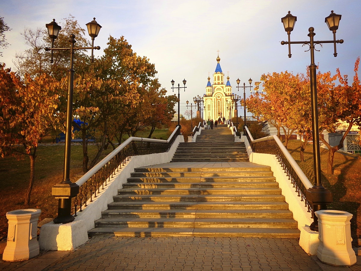 Khabarovsk Travel Russian Far East Russia Lonely Planet