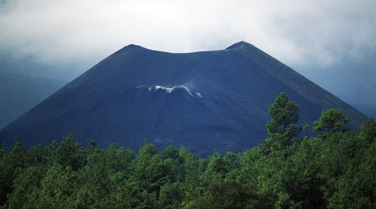 Image result for Volcán Paricutín