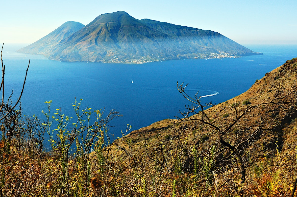 Salina travel lonely planet for Salina sicily things to do