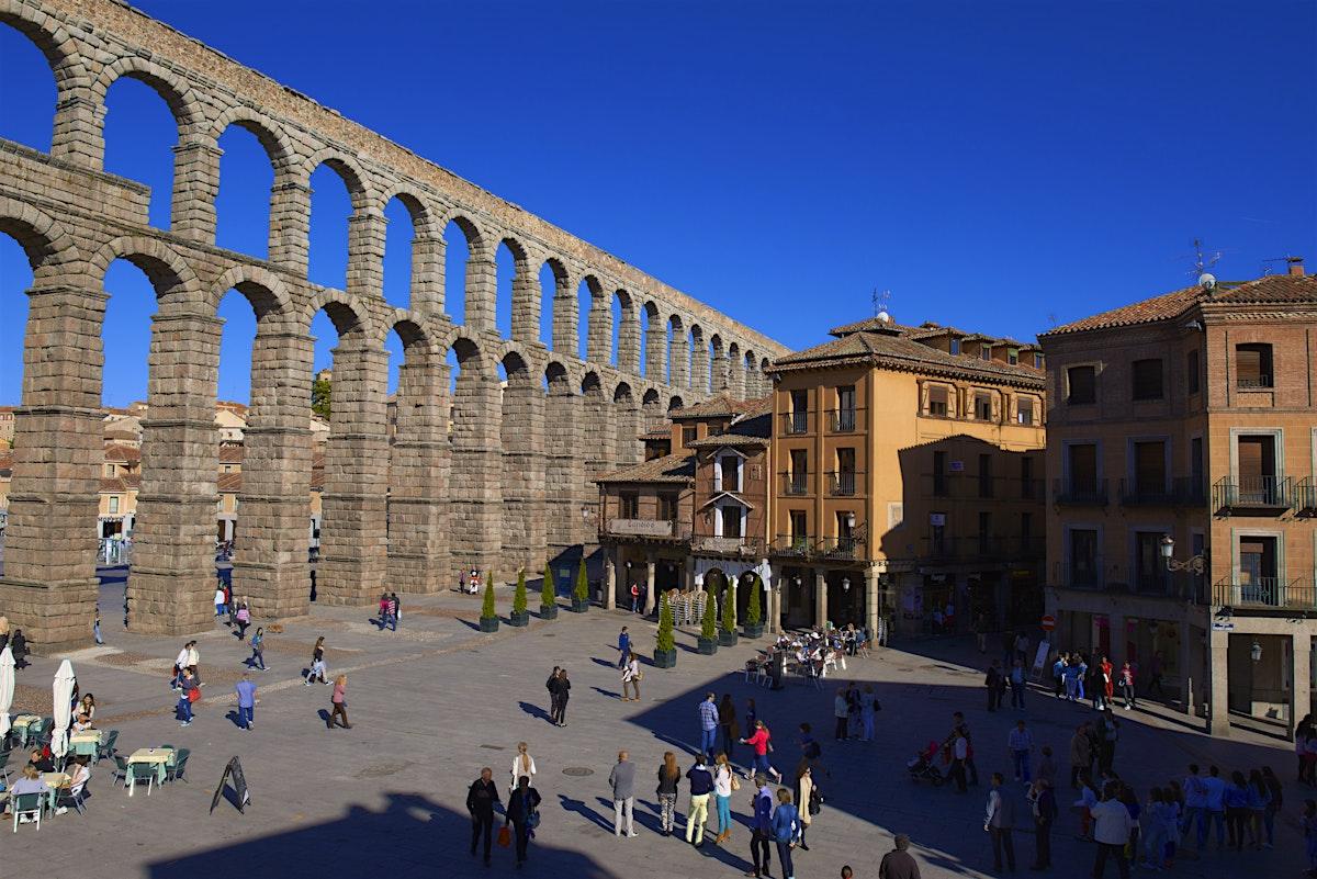 Segovia Travel Castilla Y Le 243 N Spain Lonely Planet