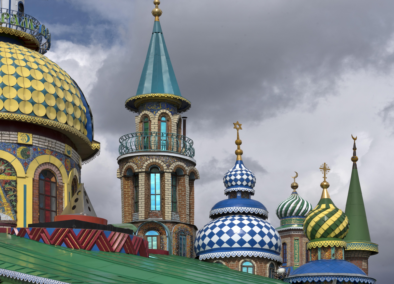 Where to walk in Kazan: interesting places 46