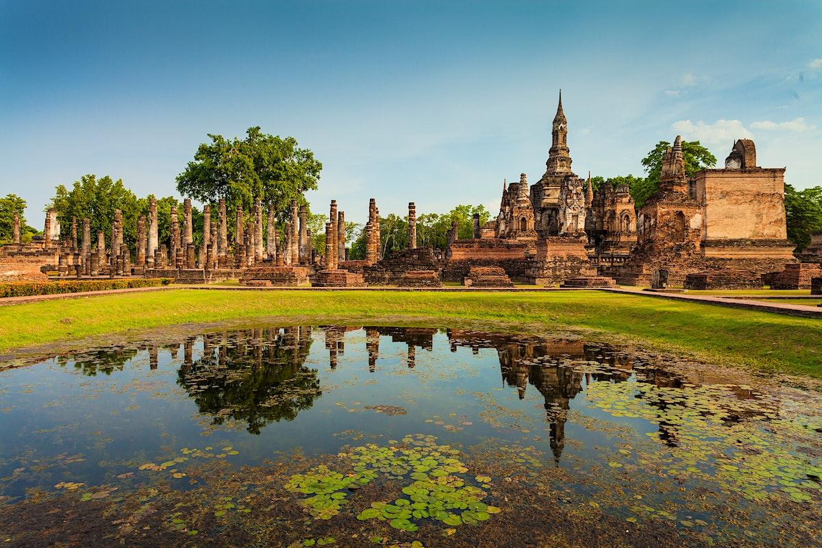 Sukhothai Travel Sukhothai Province Thailand Lonely