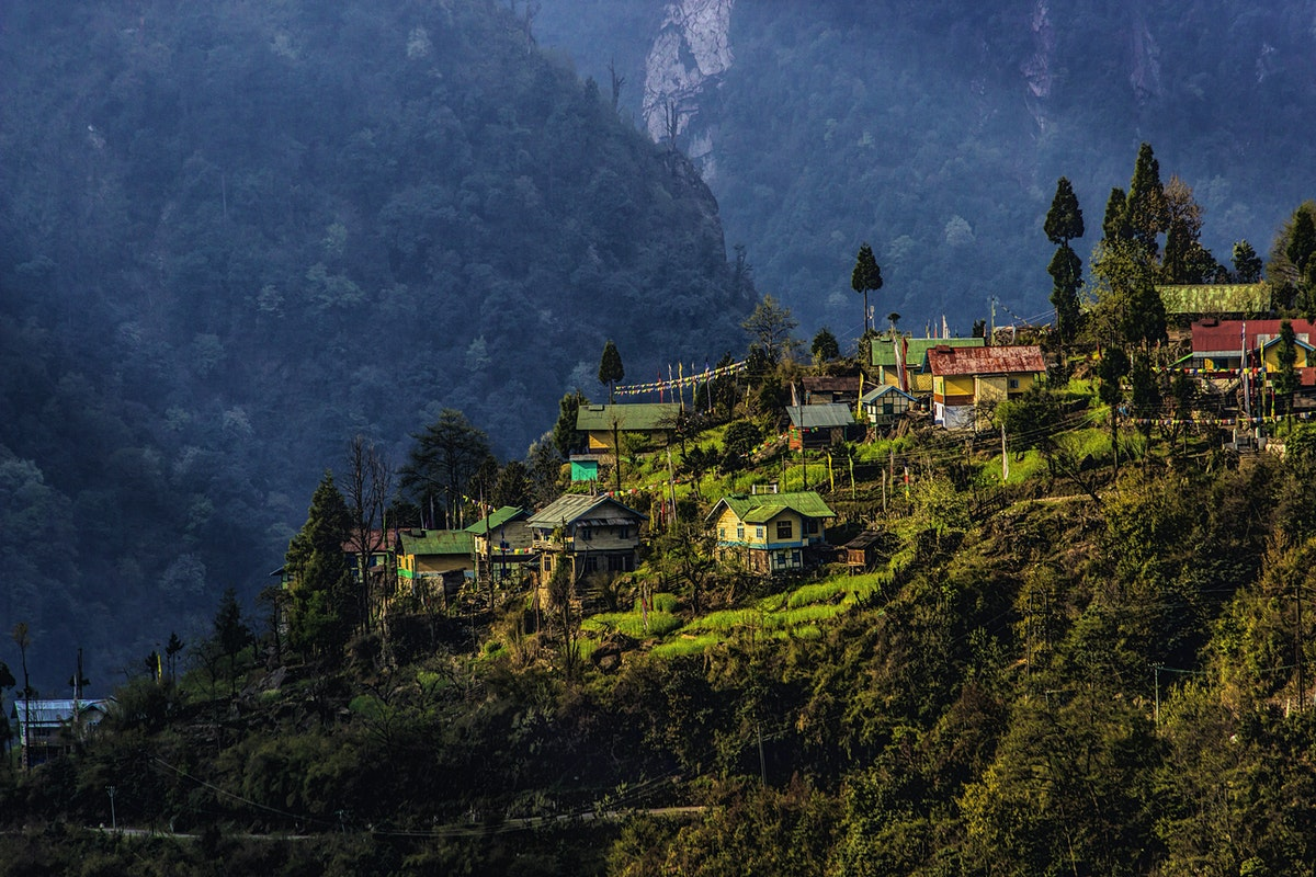 Sikkim Travel India Lonely Planet