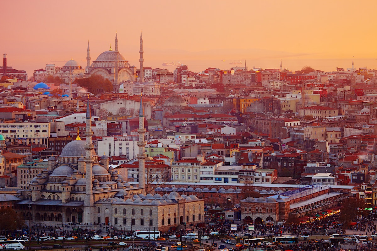 Istanbul Travel Turkey Lonely Planet