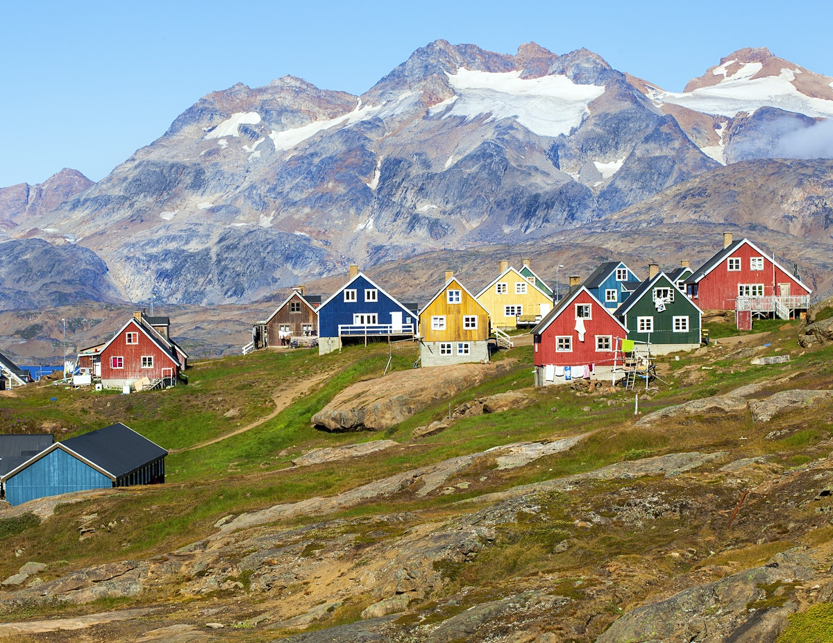 Greenland Travel Lonely Planet