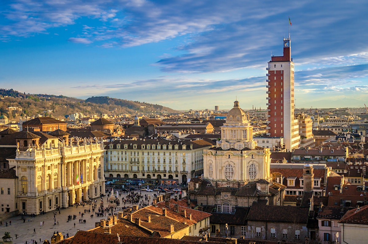 Turin travel lonely planet for Foto beautiful