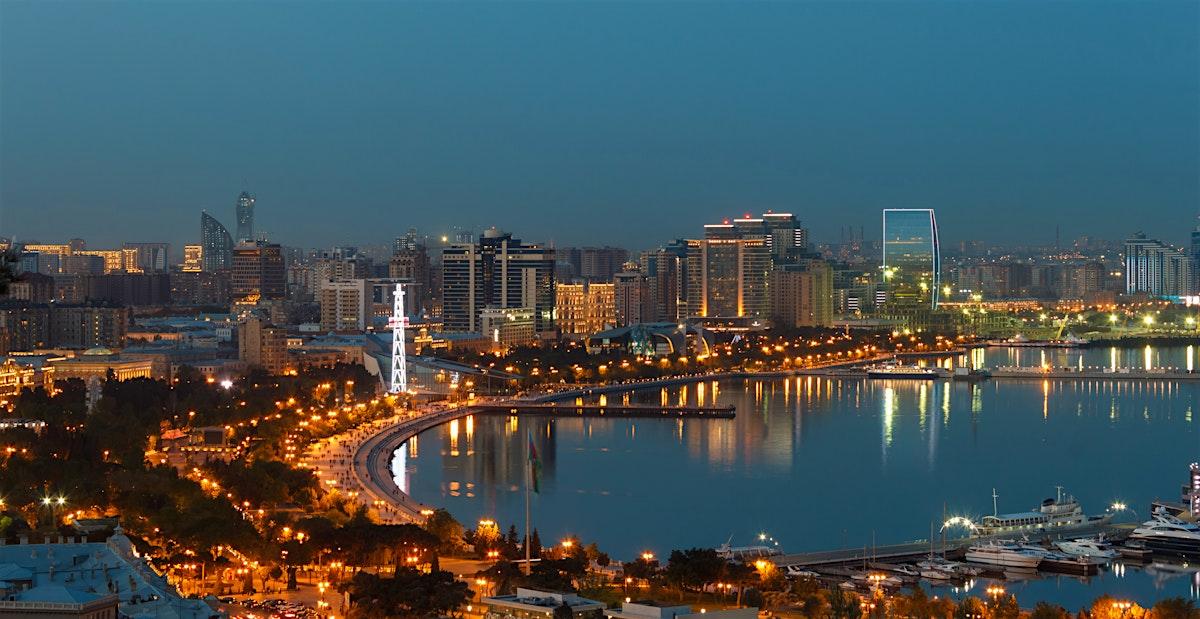 Baku Travel Lonely Planet - Where is baku