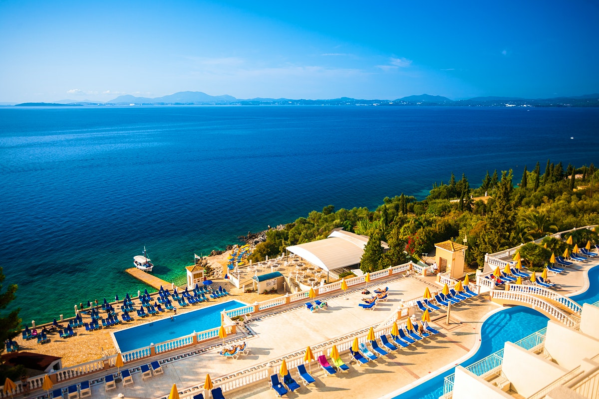 Corfu Travel Ionian Islands Greece Lonely Planet