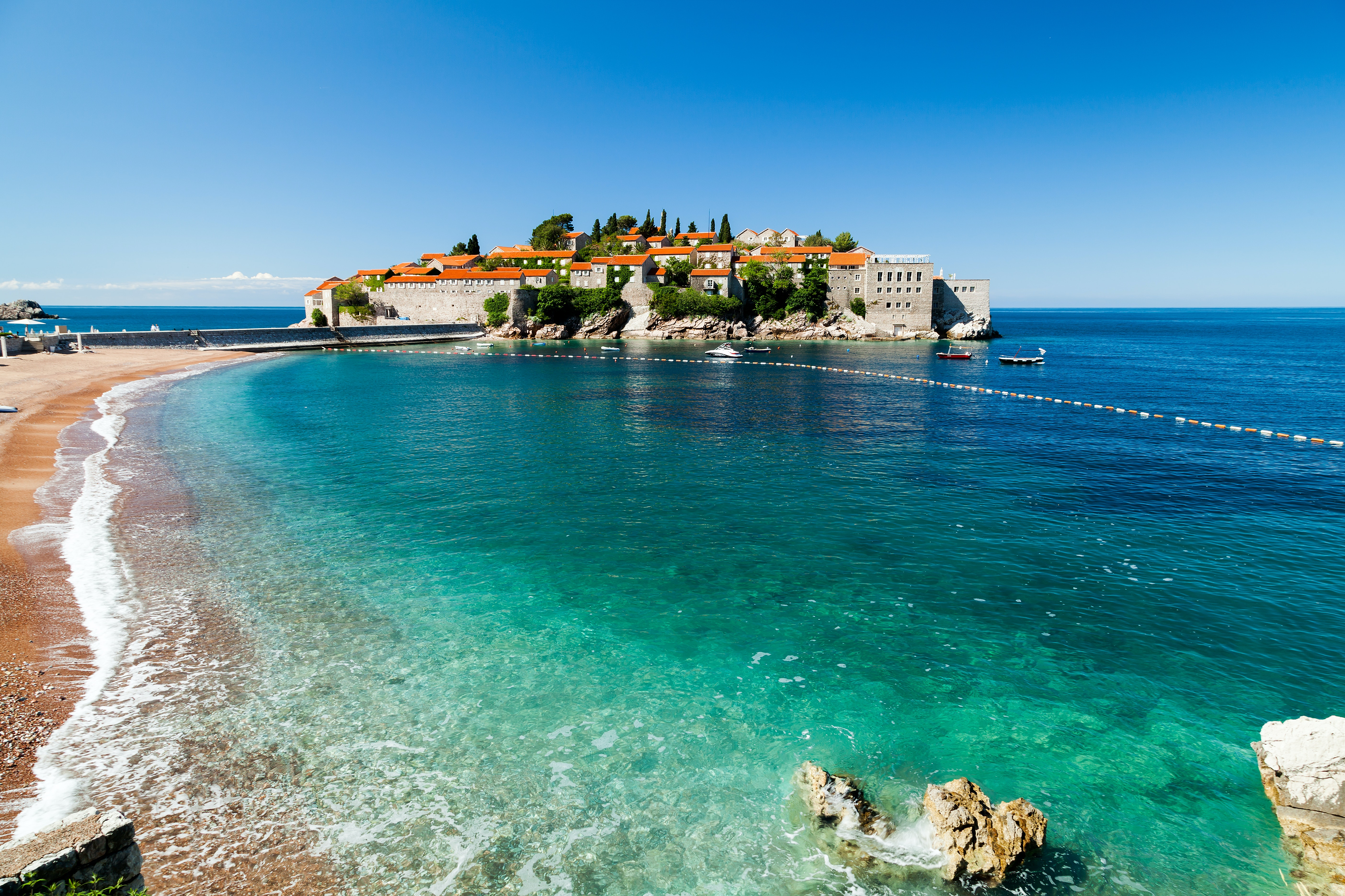 The best holiday in Montenegro: reviews of tourists 35