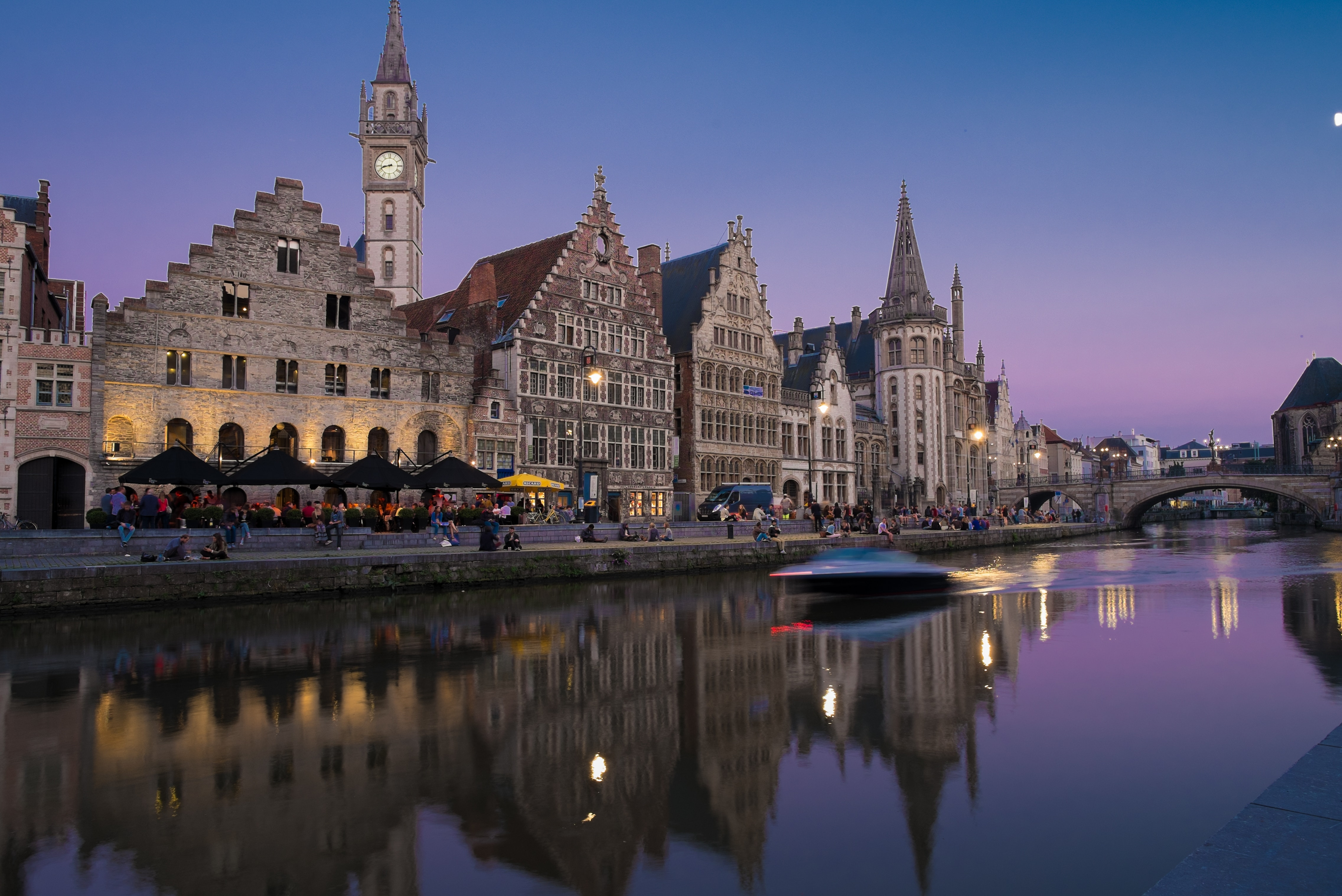 Ghent travel - Lonely Planet